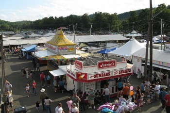 Cummington Fair, Cummington Massachusetts
