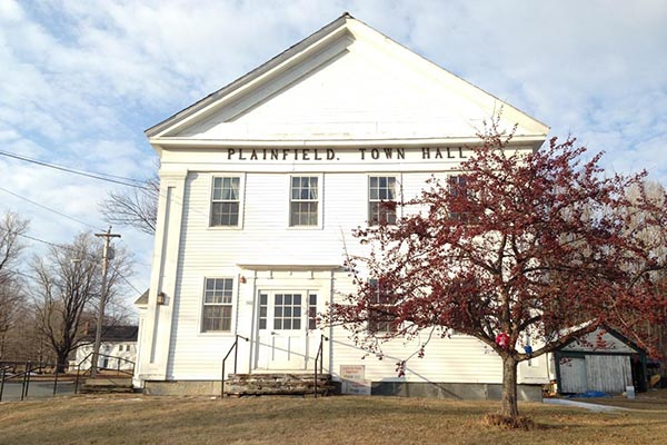 Plainfield Town Hall