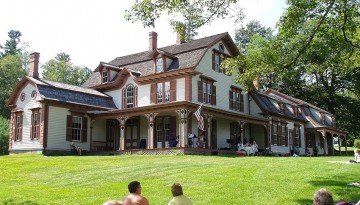William_Cullen_Bryant_Homestead