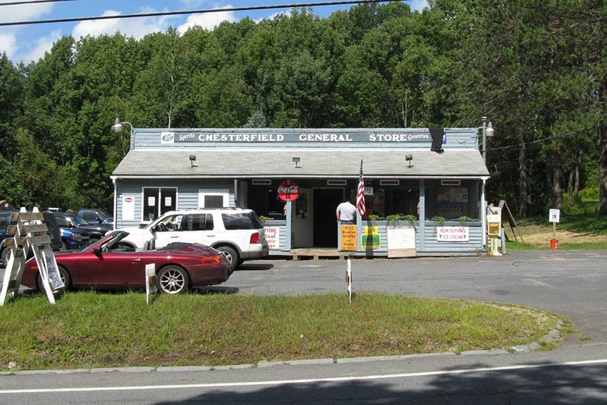 The Chesterfield General Store is set to re-open in Fall 2018.