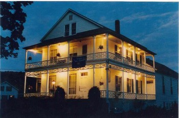 Sevenars Concerts are held in this historic building in Worthington.