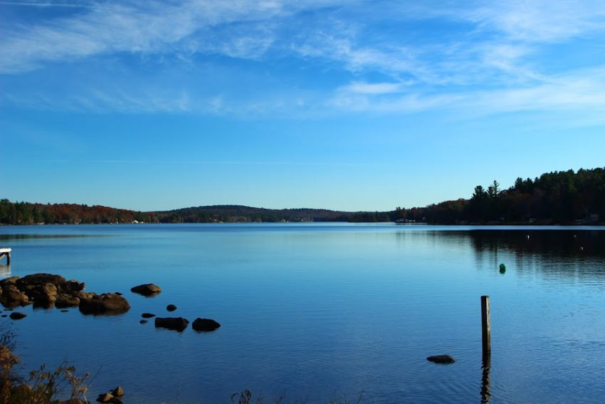 Otis Reservior, photo by Rachael McGrath