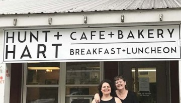 Hunt and Hart Cafe and Bakery
