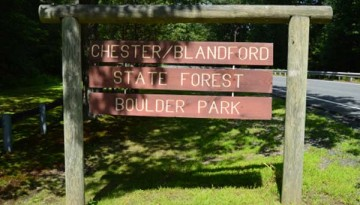Chester-Blandford State Forest